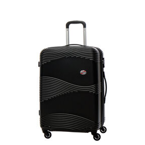 Canadian Tourister Coastal Spinner Medium Exp in the color Black.