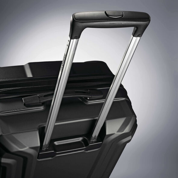 Samsonite Opto PC Spinner Carry-On in the color Black.