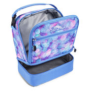 High Sierra Stacked Compartment in the color Shine Blue/Lapis.