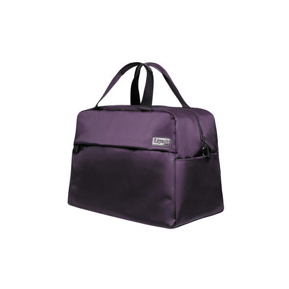 Lipault City Plume Duffle Bag in the color Purple.