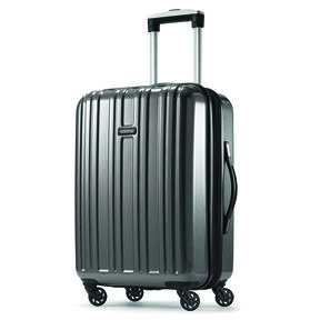 American Tourister Carry-On in the color Dark Silver.