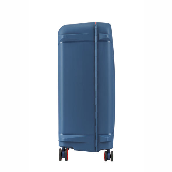 """American Tourister Tribus 29"""" Spinner in the color Petrol Blue."""
