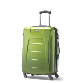 Samsonite Winfield 3 Fashion Spinner Medium in the color Green Ombre.
