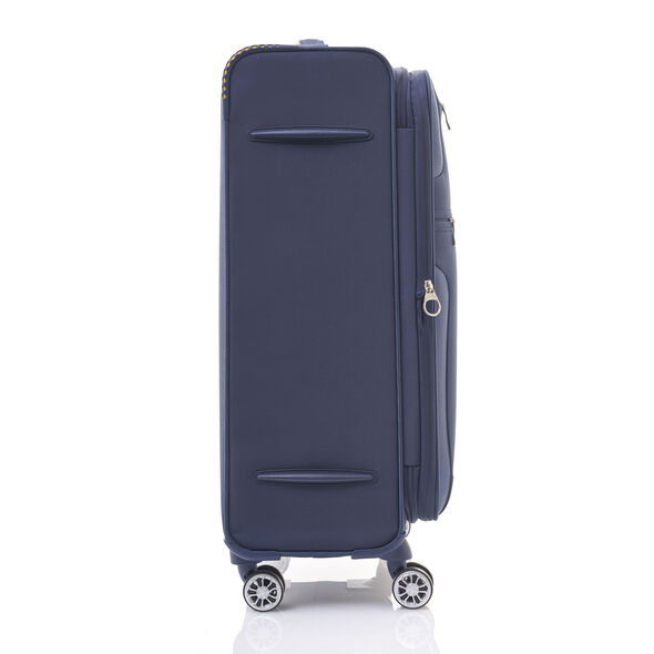 Samsonite Crosslite Spinner Large in the color Nautical Blue.