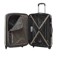 Canadian Tourister Coastal Spinner Large in the color Light Gold.