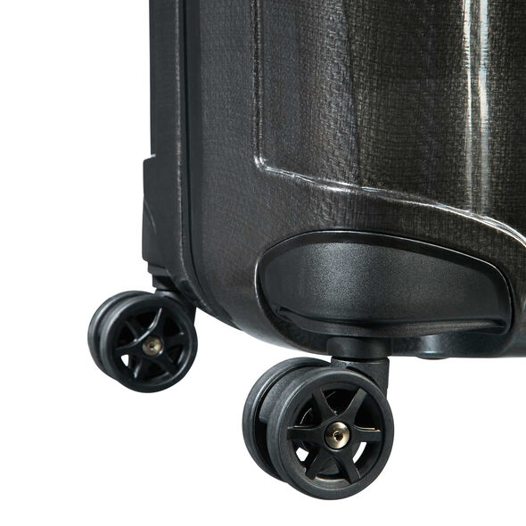 "Samsonite Black Label Lite-Locked Spinner Large (30"") in the color Black."