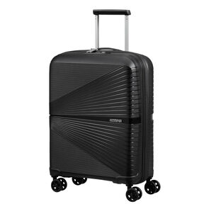 American Tourister Airconic Spinner Carry-On in the color Onyx Black.