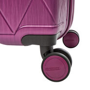 American Tourister Edge Spinner Carry-On in the color Metallic Violet.