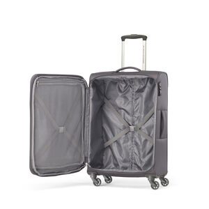 American Tourister Bayview NXT Spinner Medium in the color After Dark.