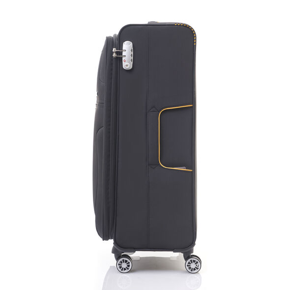 Samsonite Crosslite Spinner Large in the color Black.