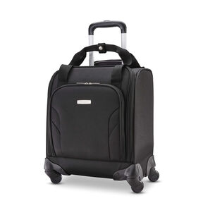 Samsonite Spinner Underseater with USB Port in the color Black.