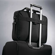 "Samsonite Xenon 3.0 Laptop Shuttle 17"" in the color Black."