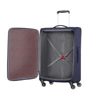 American Tourister Litewing Spinner Large in the color Insignia Blue.