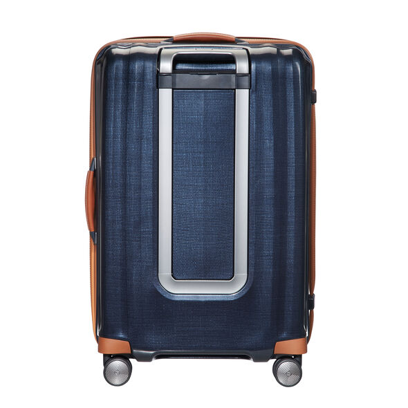 """Samsonite Black Label Lite-Cube DLX Spinner Large (28"""") in the color Midnight Blue."""