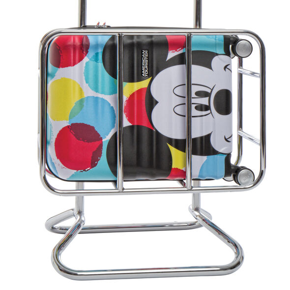 American Tourister Wavebreaker-Disney Spinner Carry-On in the color Mickey Close Up.