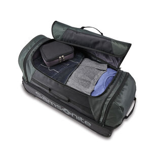 "Samsonite Andante 2 28"" Wheeled Duffle in the color Black."