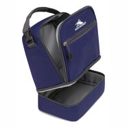 High Sierra Stacked Compartment in the color True Navy/Mercury.