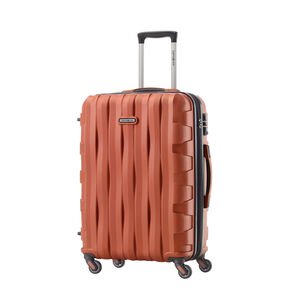 Samsonite Prestige 3D Spinner Medium in the color Burnt Orange.