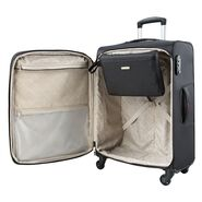 Samsonite Dura NXT Lite Spinner Carry-On in the color Black.