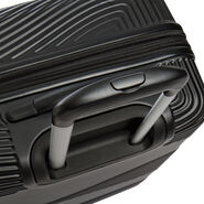 Canadian Tourister Coastal Spinner Medium in the color Black.