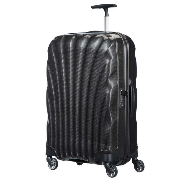Samsonite Cosmolite Spinner Carry-On in the color Black.