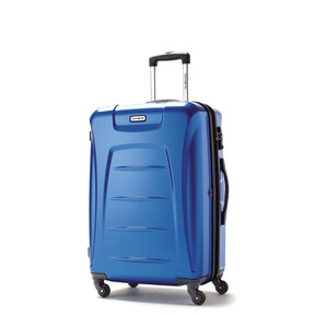 Samsonite Winfield 3 Spinner Medium in the color Blue.