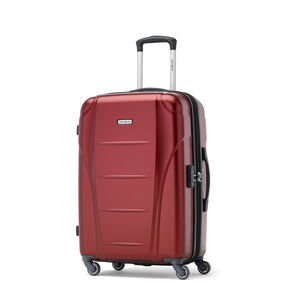 Samsonite Winfield NXT Spinner Medium in the color Dark Red.