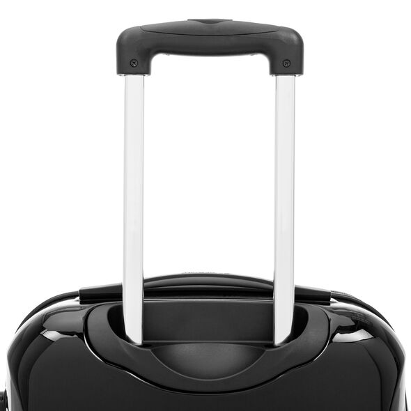 Samsonite Winfield 3 Spinner Carry-On Widebody in the color Black.