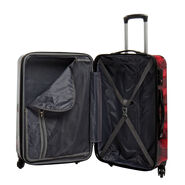 Canadian Tourister Collection Spinner Medium in the color Flannel Plaid.