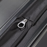 Samsonite Winfield NXT Spinner Medium in the color Silver/Charcoal.
