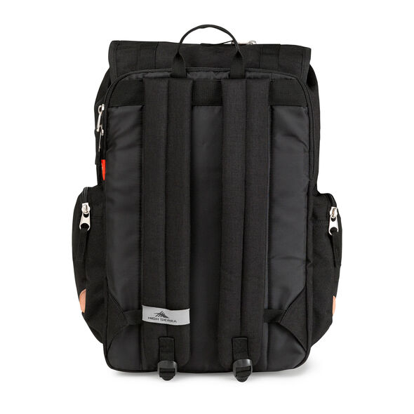 High Sierra Emmett 2 Backpack in the color Black.