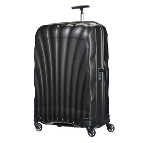 "Samsonite Cosmolite Spinner Large (28"") in the color Black."