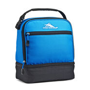 High Sierra Stacked Compartment in the color Sports Blue/Black.