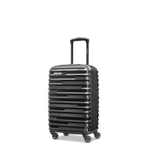 Samsonite Ziplite 4 Spinner Carry-On Exp in the color Brushed Anthracite.