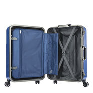 Samsonite Rexton Spinner Medium in the color Electric Blue.
