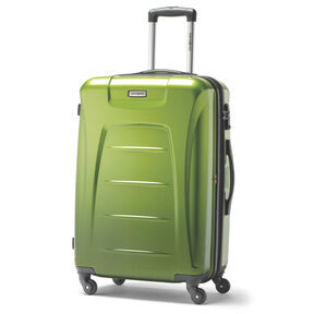 Samsonite Winfield 3 Fashion Spinner Large in the color Green Ombre.