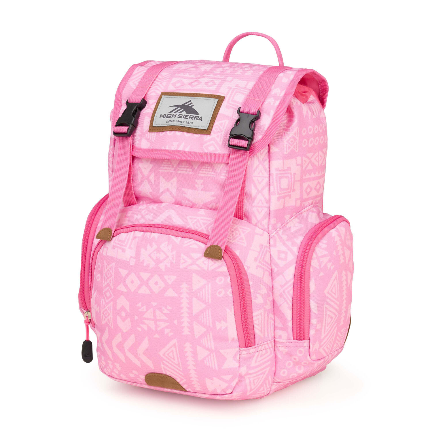 Pink Backpack Pink Color- Fenix Toulouse Handball 2f31b24c6089a
