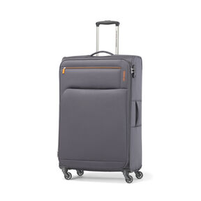 American Tourister Bayview NXT Spinner Large in the color After Dark.