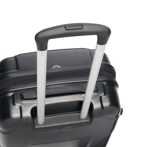 Samsonite Winfield NXT Spinner Large in the color Brushed Black.