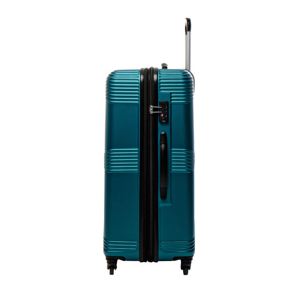 Canadian Tourister Coastal Spinner Large in the color Petrol Blue.