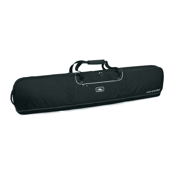 High Sierra Padded Snowboard Sleeve in the color Black.