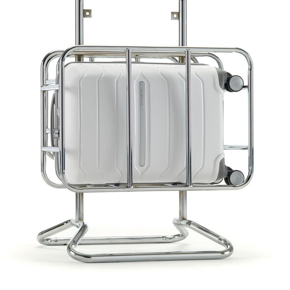 Samsonite Freeform Spinner Carry-On in the color White.
