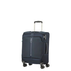 Samsonite Popsoda Spinner Carry-On in the color Dark Blue.