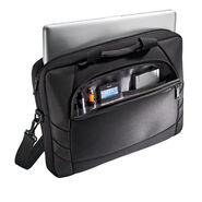 "Samsonite Xenon 2 Slim Brief 17"" in the color Black."
