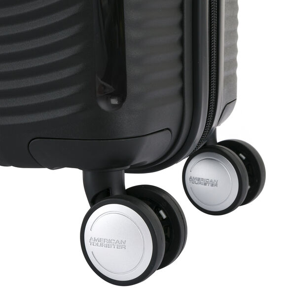 American Tourister Curio Spinner Large in the color Black.
