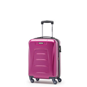 Samsonite Winfield 3 Spinner Carry-On Widebody in the color Solar Rose.