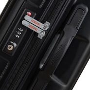 American Tourister Air Force 1 Spinner Carry-On in the color Galaxy Black.