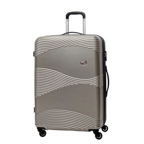 Canadian Tourister Coastal Spinner Large Exp in the color Light Gold.
