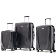 Samsonite Pursuit DLX 3 Piece Set in the color Black.