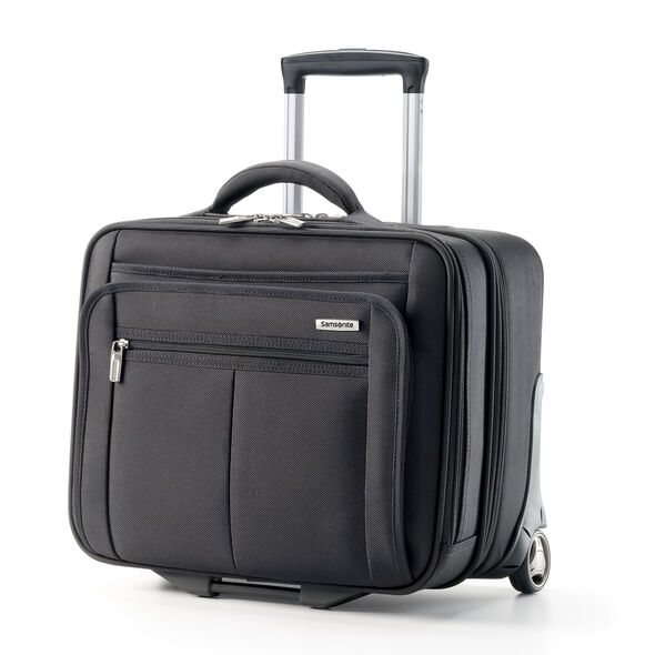 Samsonite Classic 2 Wheeled Mobile Office w/RFID in the color Black.